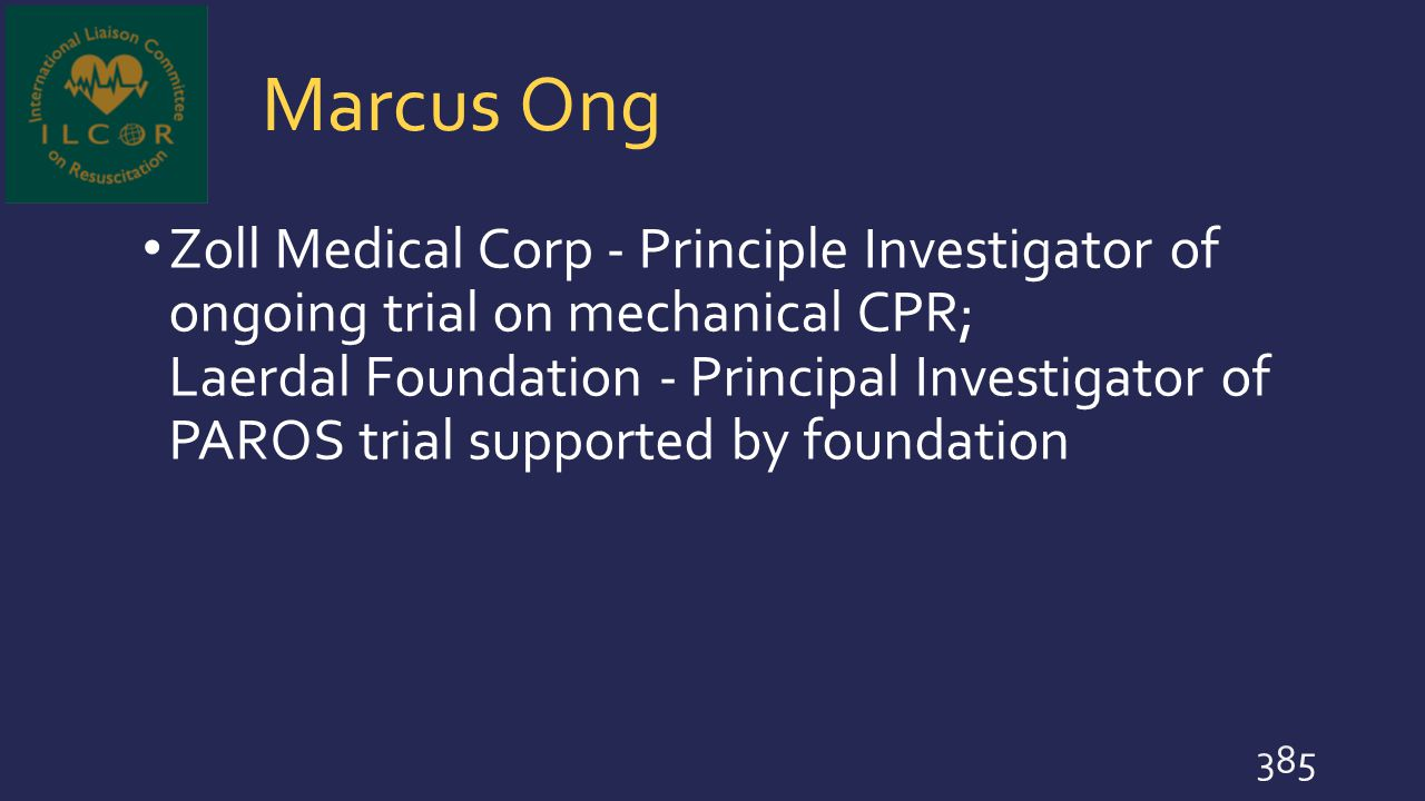 Marcus Ong