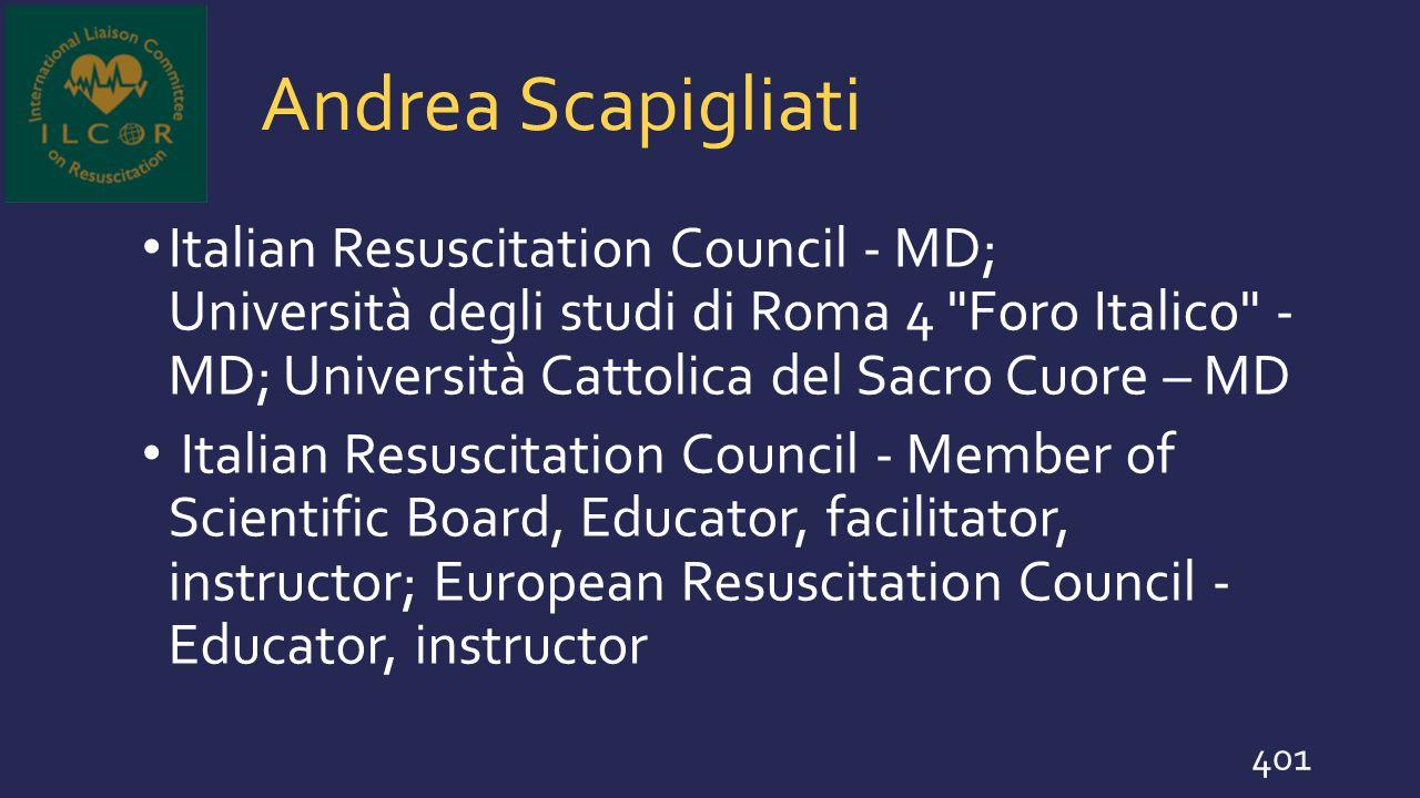 Andrea Scapigliati