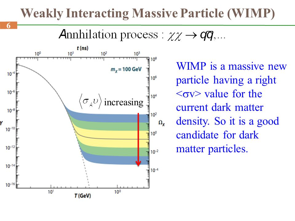 Weakly Interacting Massive Particle (WIMP)
