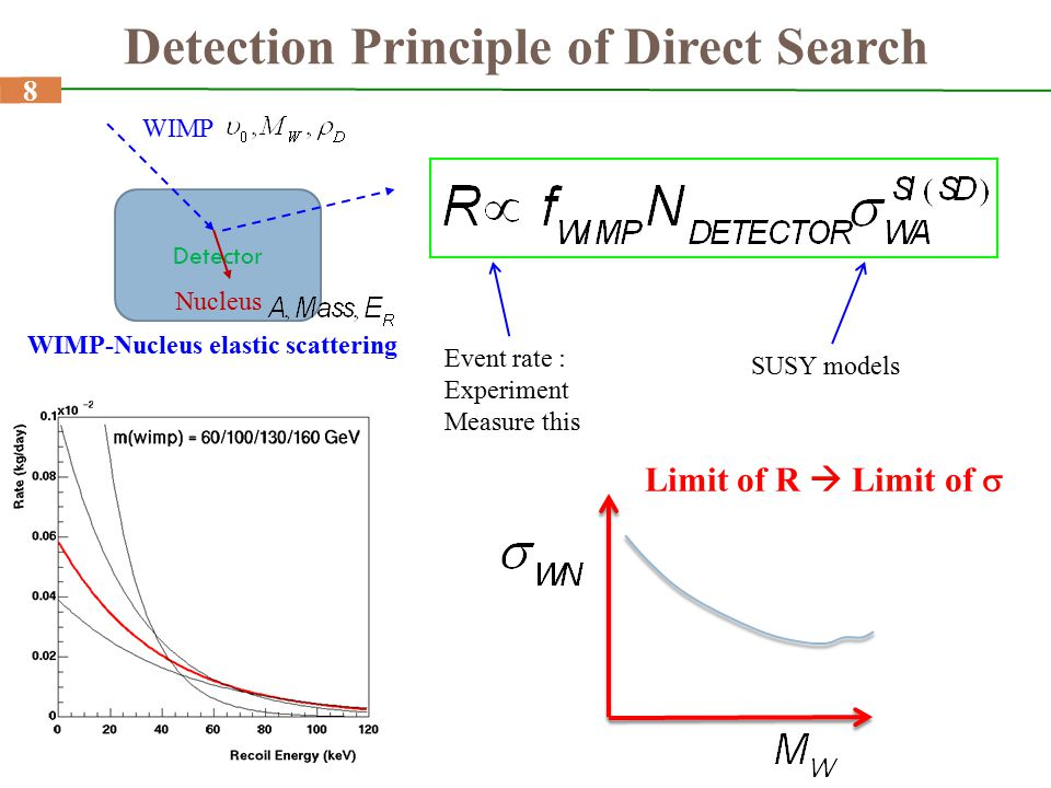 Detection Principle of Direct Search