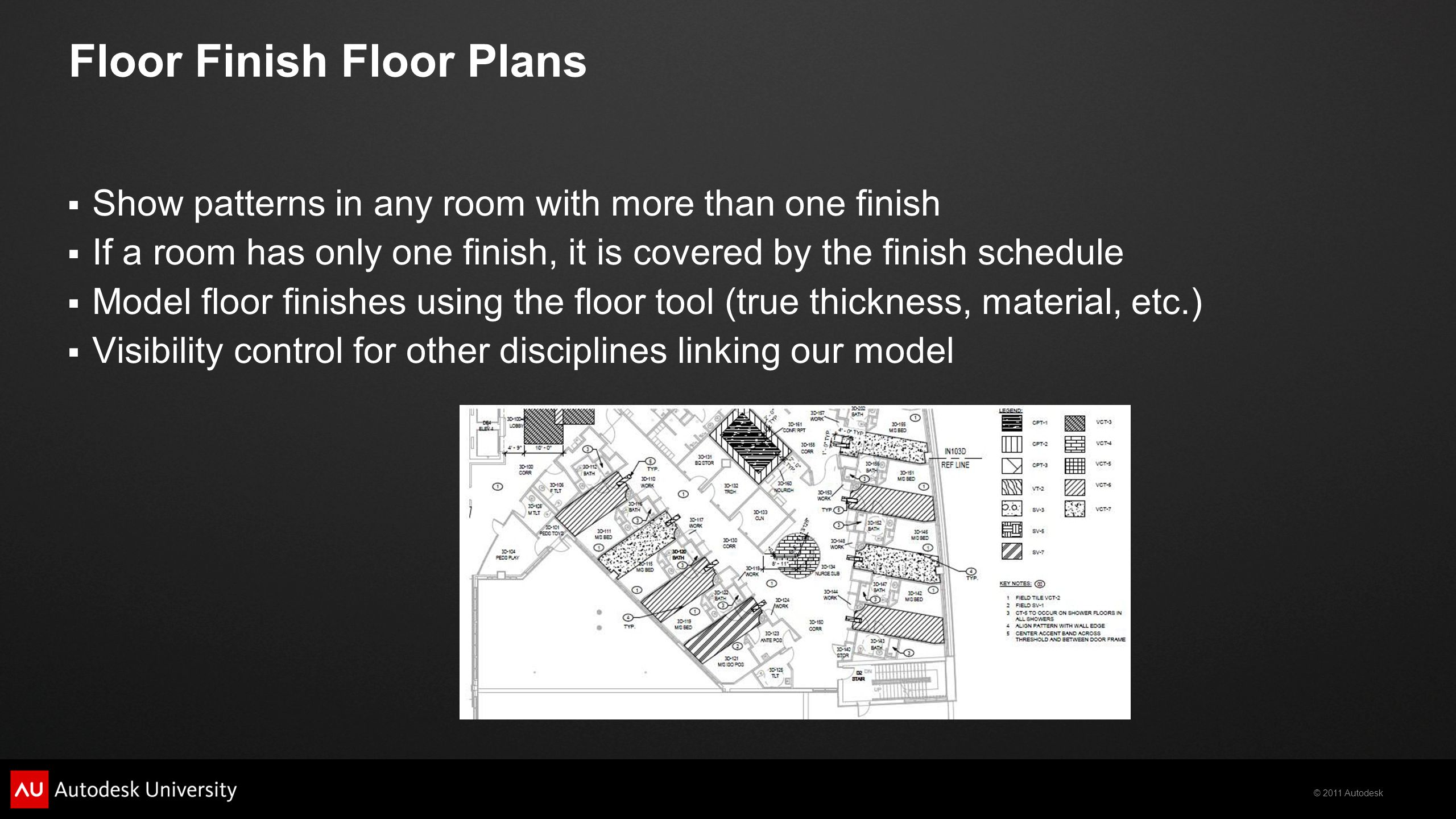 Floor Finish Floor Plans
