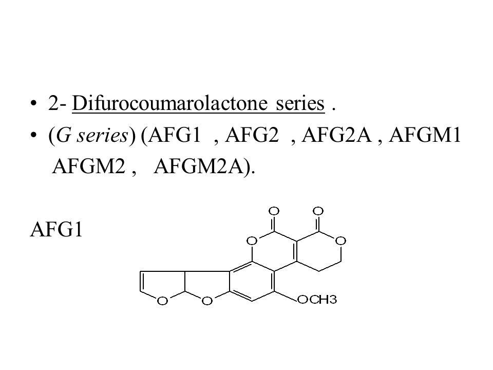 2- Difurocoumarolactone series .