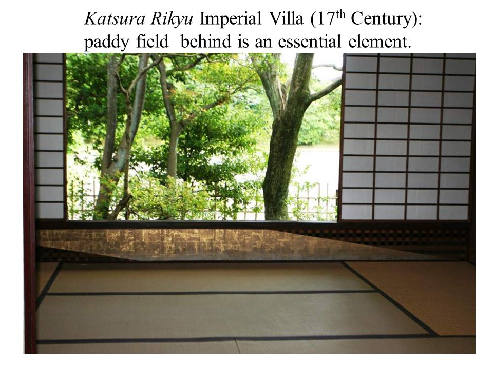Katsura Rikyu Imperial Villa (17th Century):