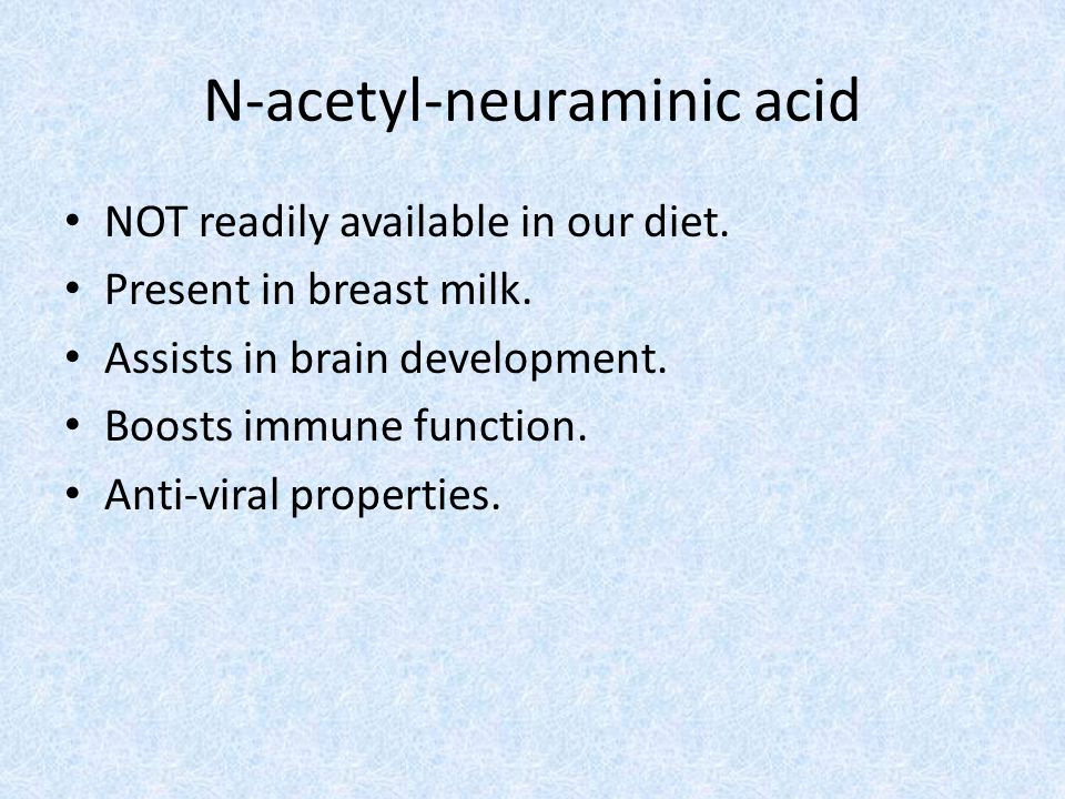 N-acetyl-neuraminic acid