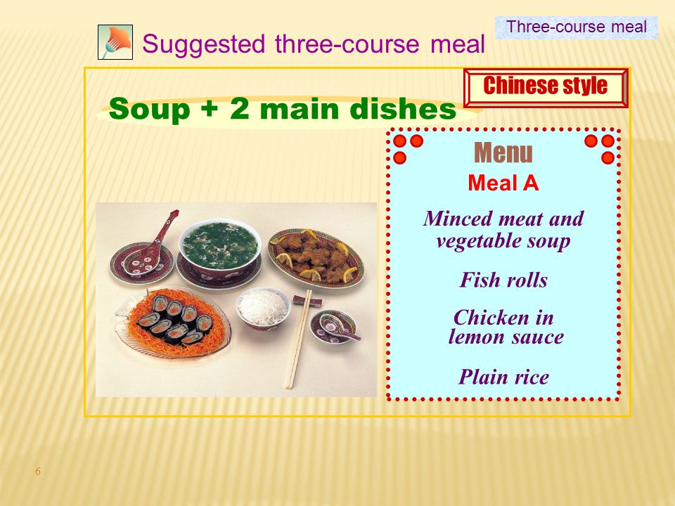 Minced meat and vegetable soup