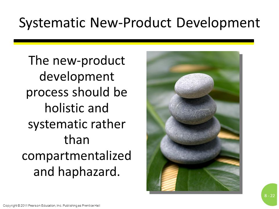 Systematic New-Product Development