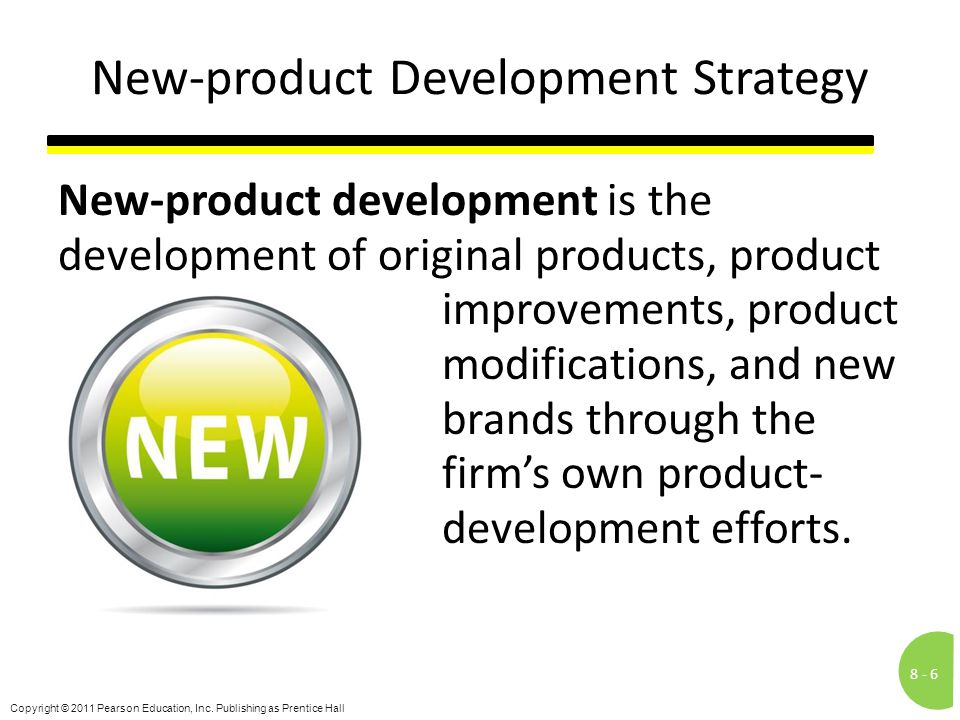New-product Development Strategy