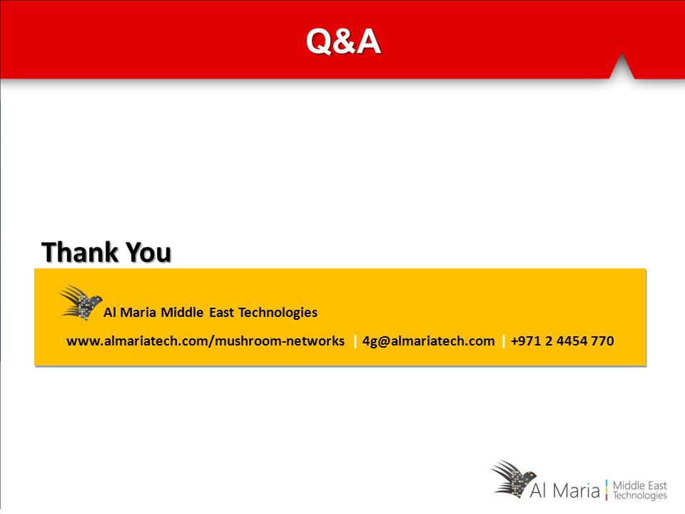 Al Maria Middle East Technologies