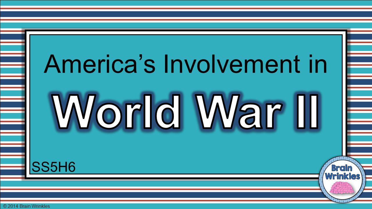 America's Involvement in