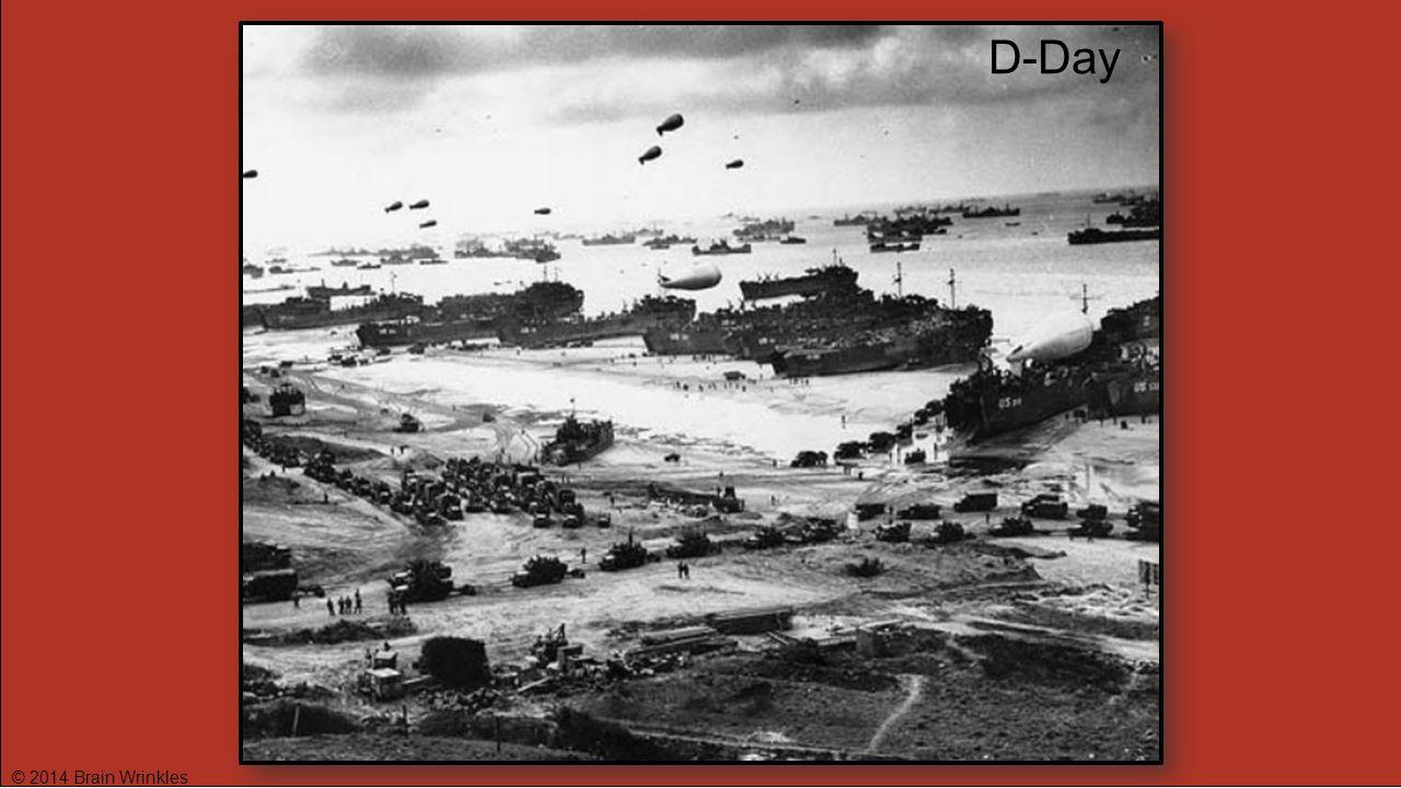 D-Day © 2014 Brain Wrinkles
