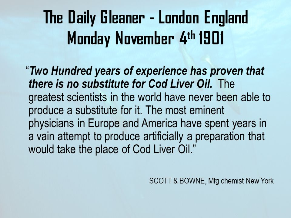 The Daily Gleaner - London England Monday November 4th 1901