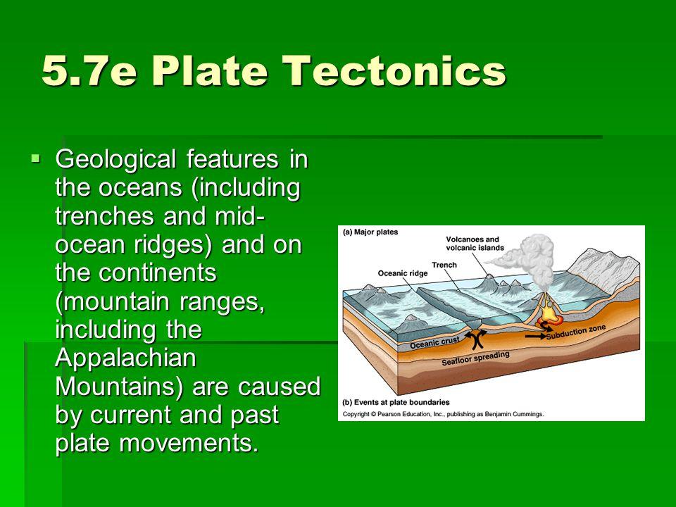 5.7e Plate Tectonics