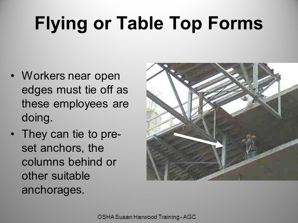 Flying or Table Top Forms