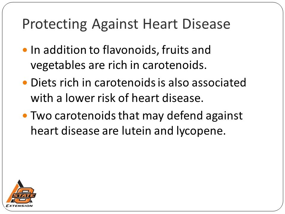 Protecting Against Heart Disease