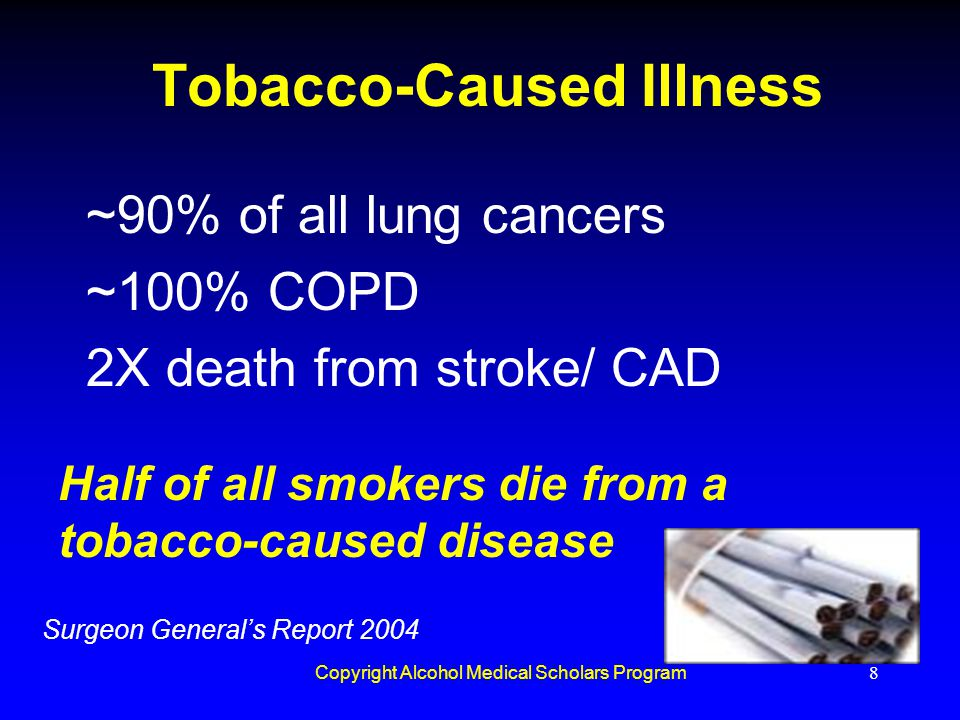 Tobacco-Caused Illness