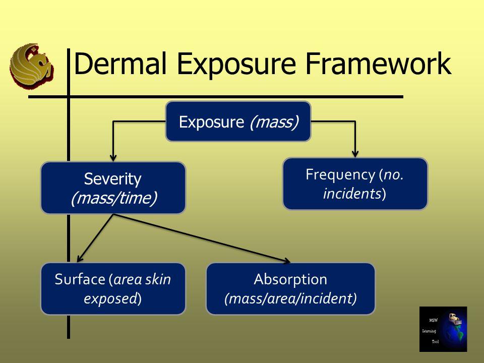 Dermal Exposure Framework