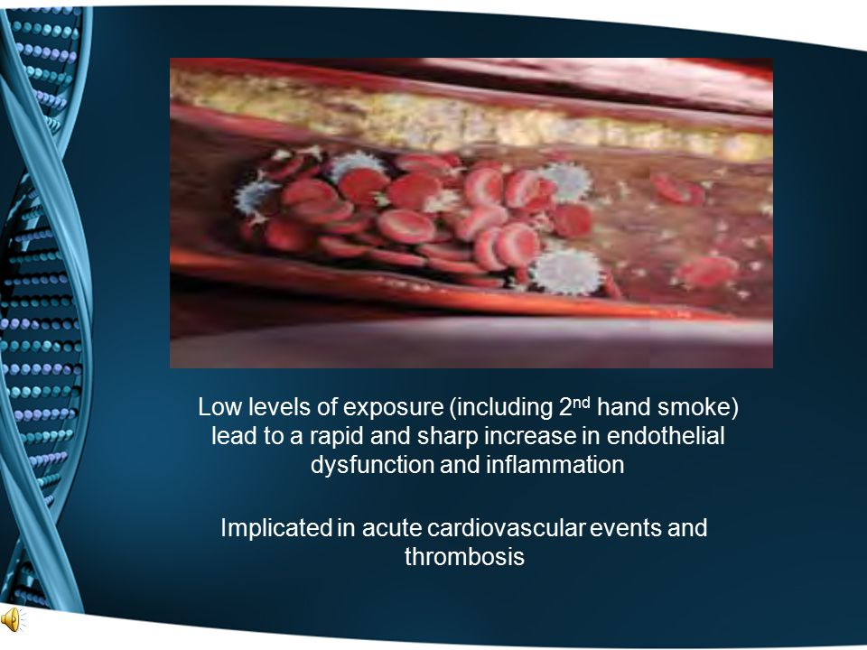 Implicated in acute cardiovascular events and thrombosis