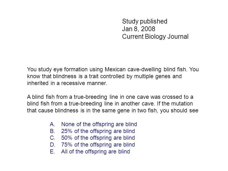 Current Biology Journal