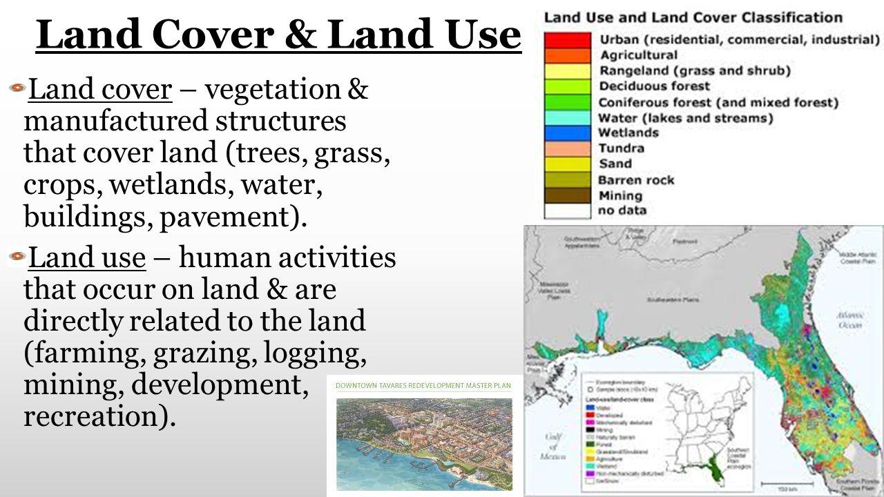 Land Cover & Land Use