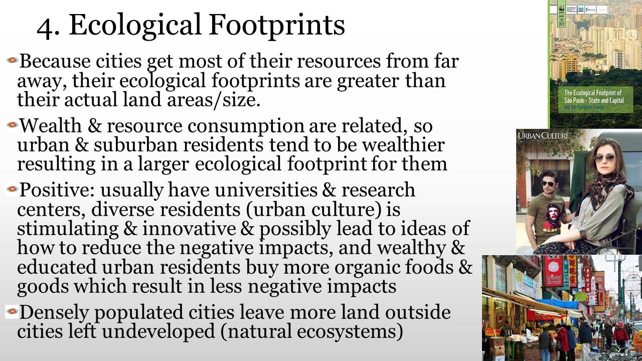 4. Ecological Footprints
