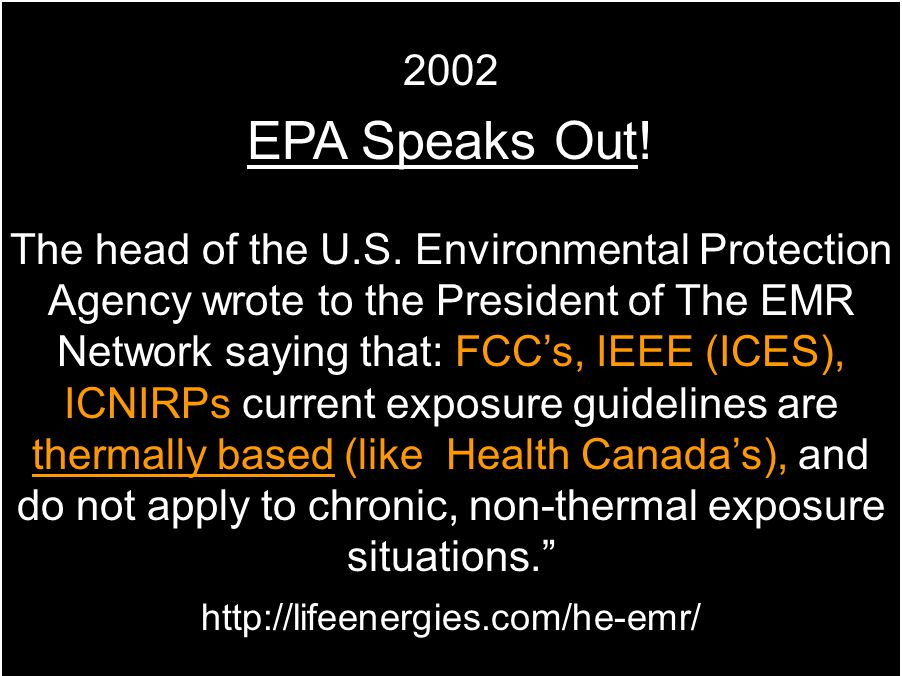 2002 EPA Speaks Out!
