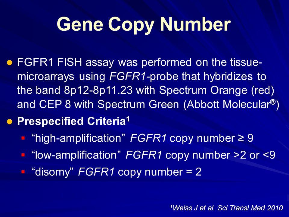 Gene Copy Number