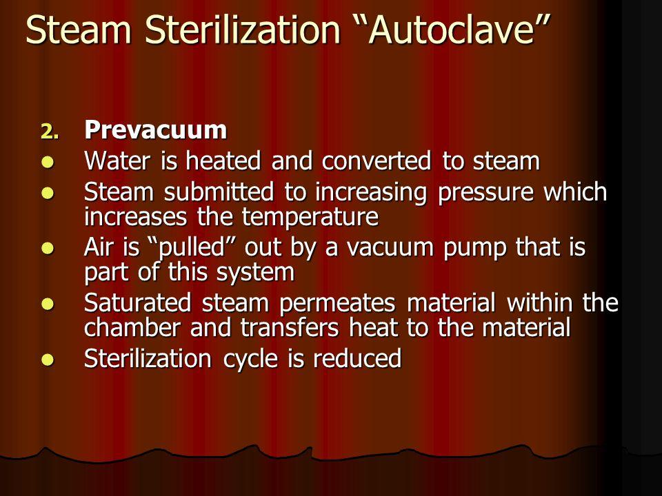 Steam Sterilization Autoclave