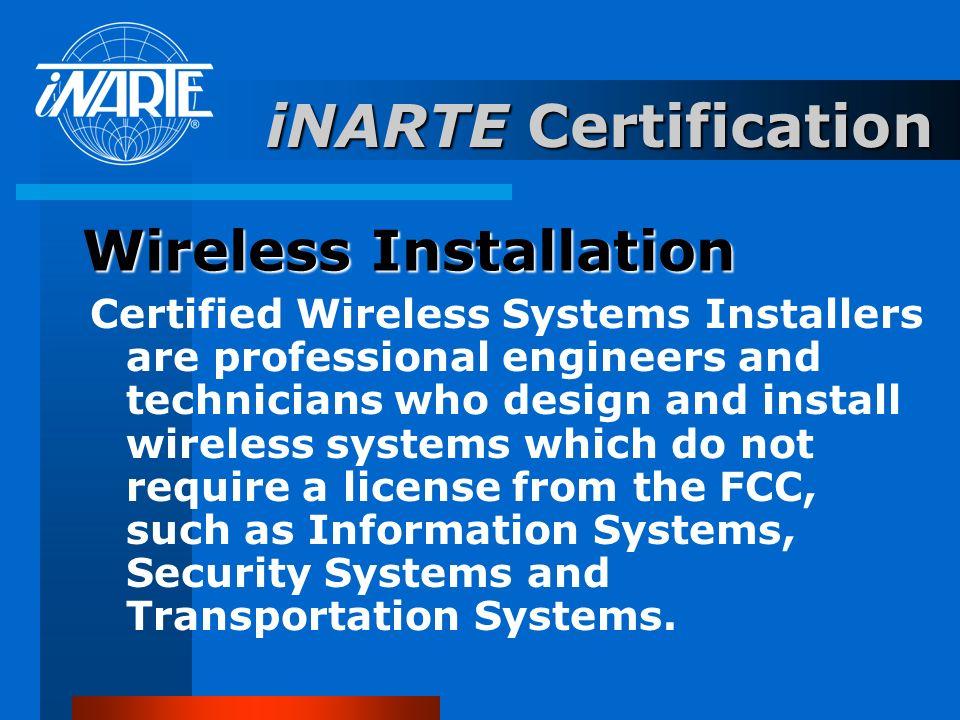 Wireless Installation