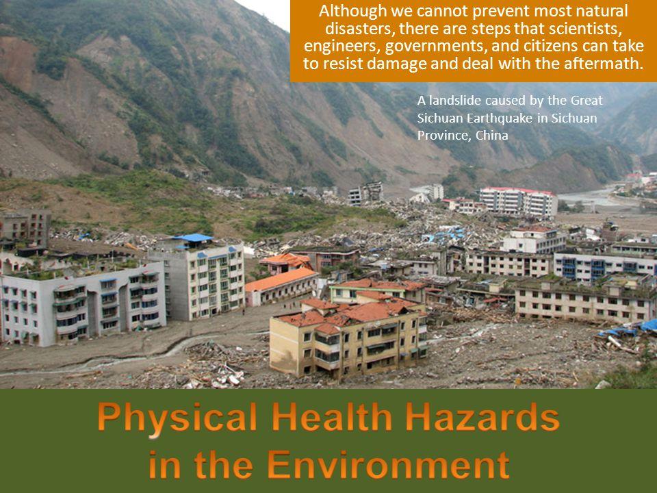 Physical Health Hazards