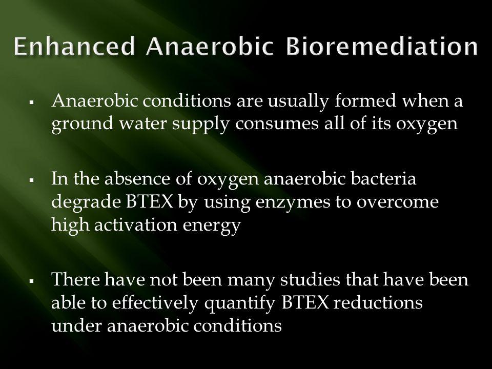 Enhanced Anaerobic Bioremediation
