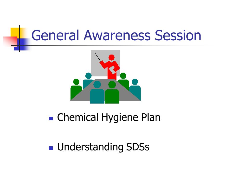 General Awareness Session