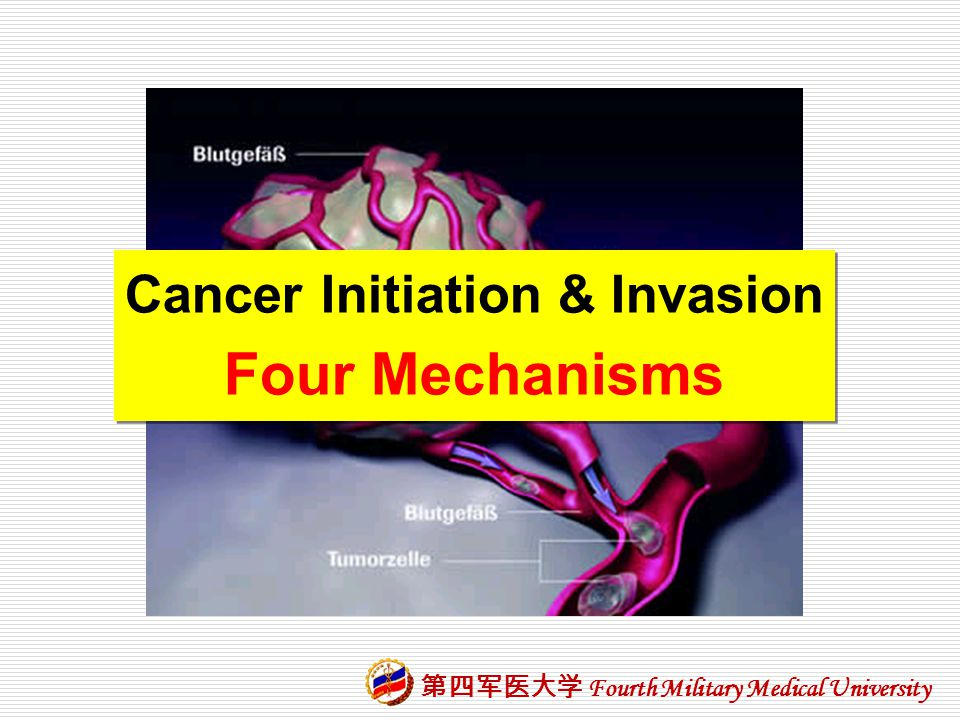 Cancer Initiation & Invasion