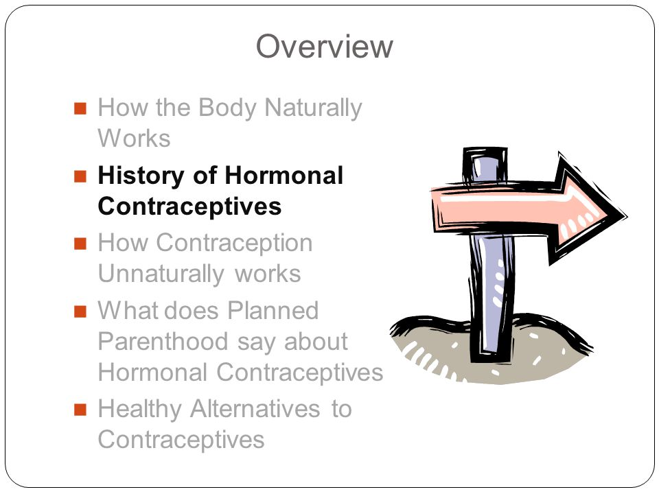 Overview How the Body Naturally Works