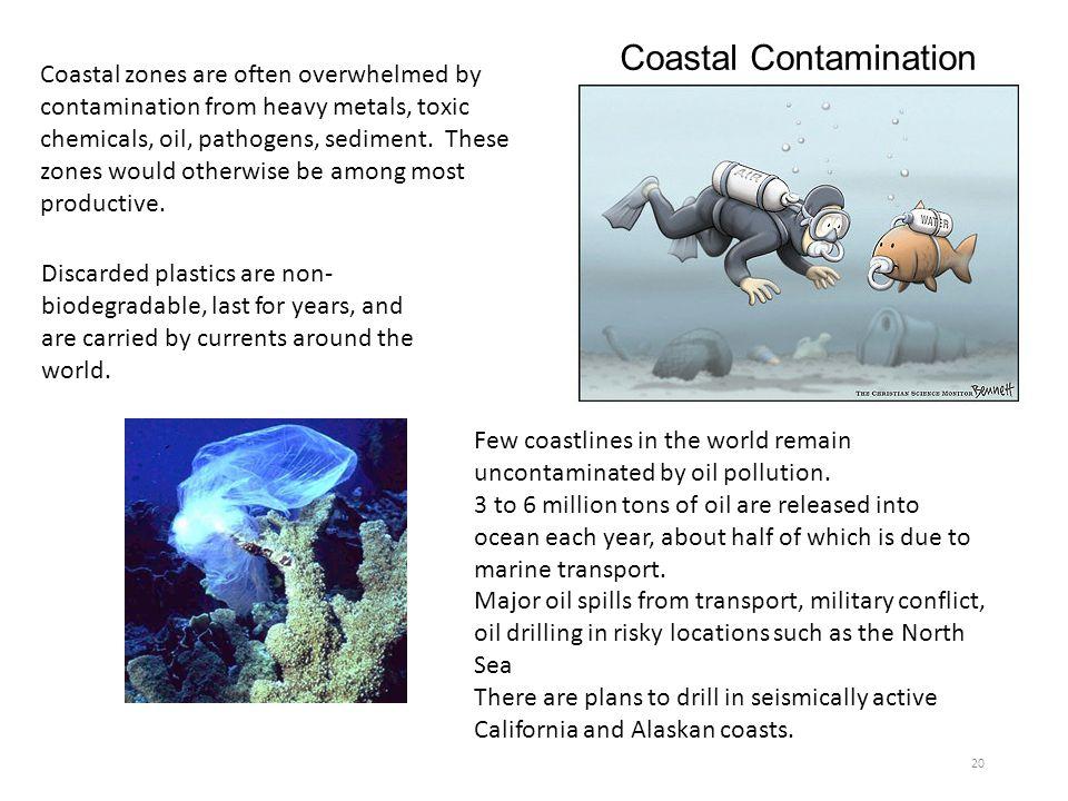 Coastal Contamination