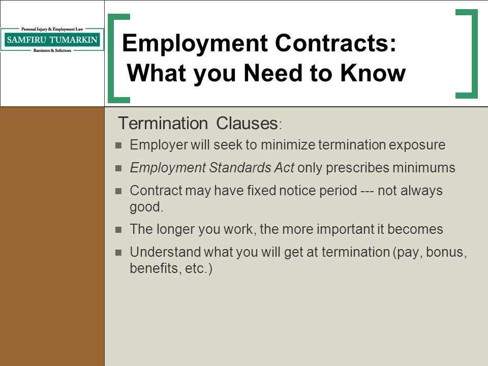 Employment Law Issues During The Job Search Process  Ppt Download