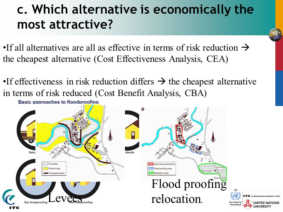 c. Which alternative is economically the most attractive