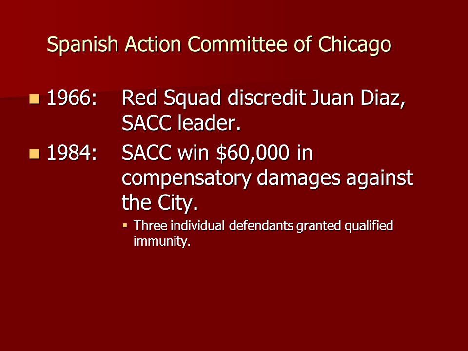 Spanish Action Committee of Chicago