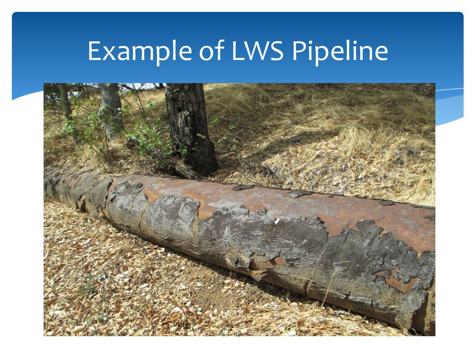 Example of LWS Pipeline