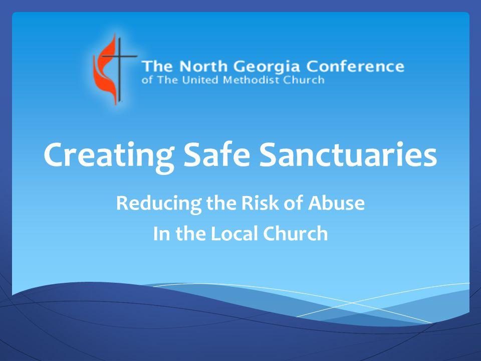 Creating Safe Sanctuaries