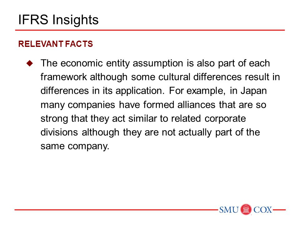 IFRS Insights RELEVANT FACTS.