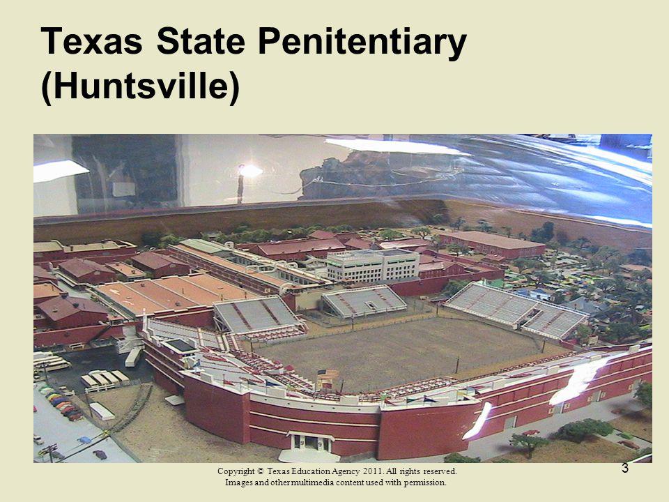 Texas State Penitentiary (Huntsville)