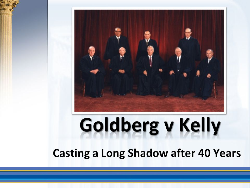 Casting a Long Shadow after 40 Years