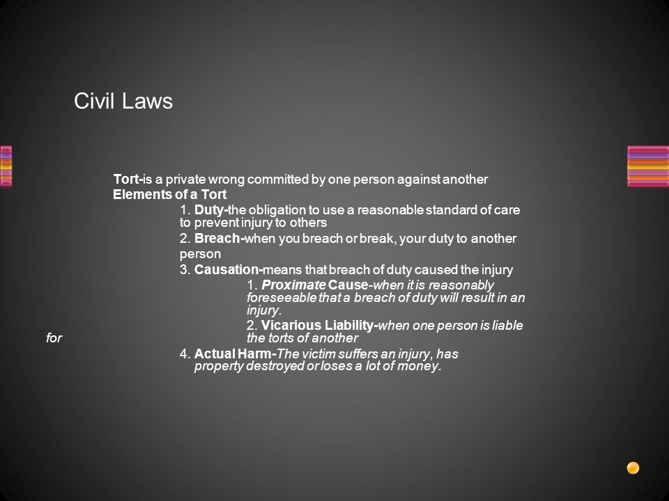 Civil Laws