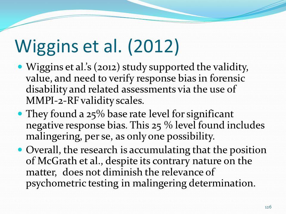 Wiggins et al. (2012)