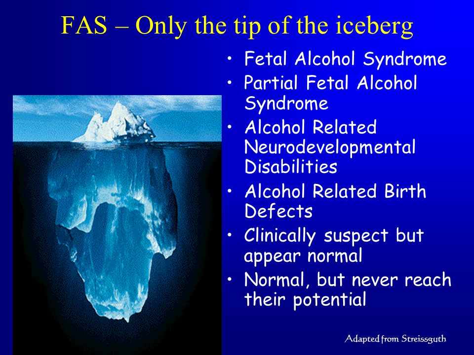 FAS – Only the tip of the iceberg