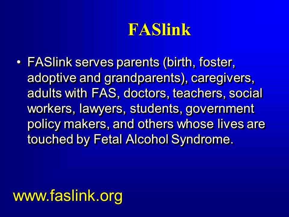 FASlink www.faslink.org