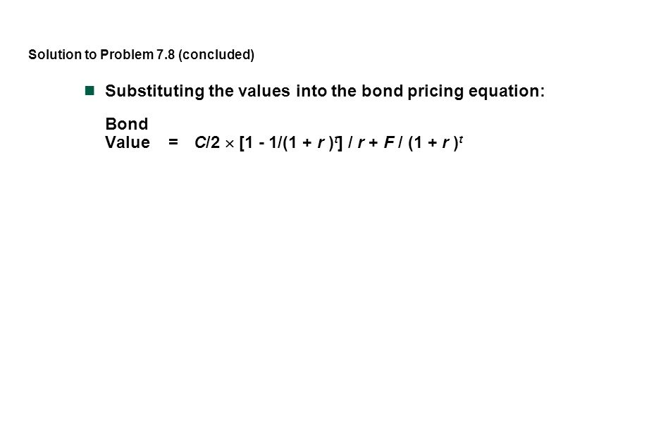 Solution to Problem 7.8 (concluded)