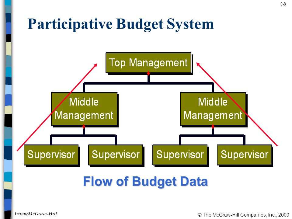 Participative Budget System