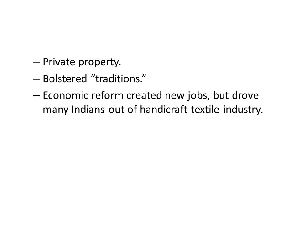 Private property.