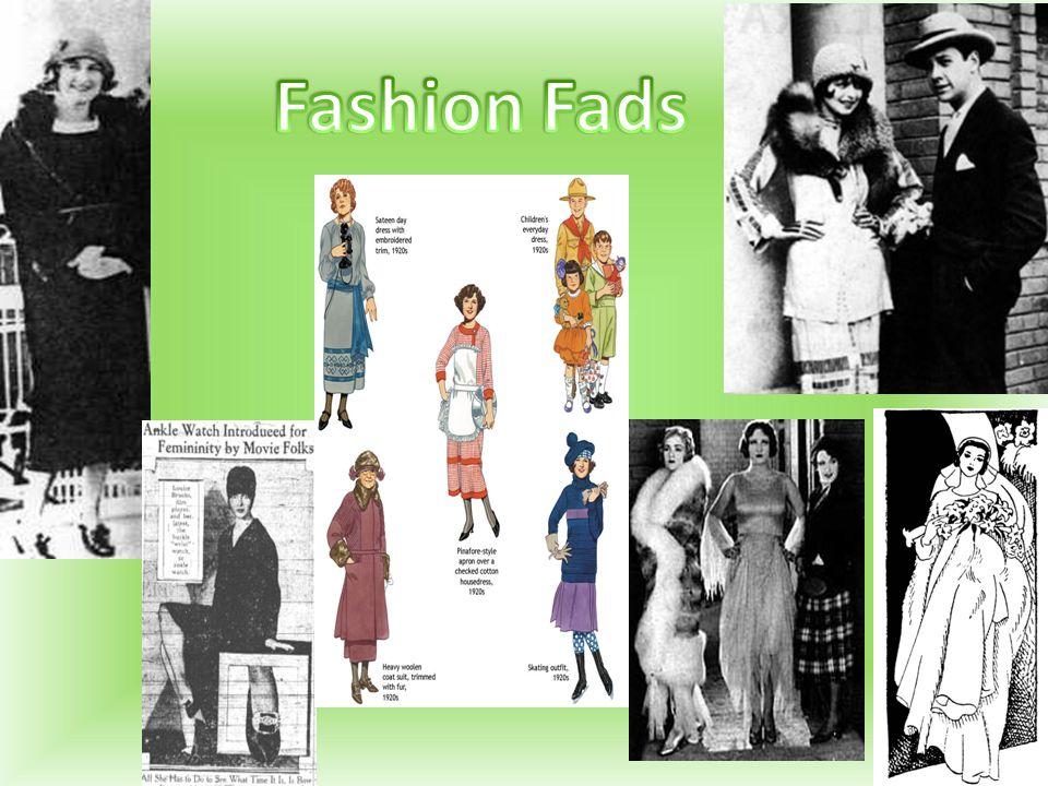 Fashion Fads